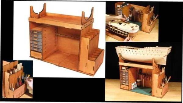 Modelismo naval for Amati muebles